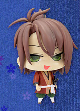 main photo of Hakuouki Mini Display Figure Vol. 2: Okita Souji