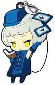 main photo of HappyKuji Persona 3 the Movie Strap: Elizabeth