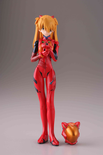 main photo of Capsule Q Fraulein Rebuild of Evangelion: Heroine Anthology 4: Shikinami Asuka Langley