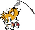 photo of Sonic the Hedgehog Tsumamare Pinched Strap: Tails