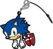 photo of Sonic the Hedgehog Tsumamare Pinched Strap: Sonic