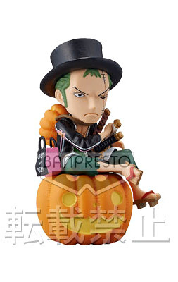 main photo of One Piece World Collectable Figure ~Halloween Special 2~: Roronoa Zoro