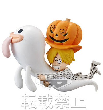 main photo of One Piece World Collectable Figure ~Halloween Special 2~: Sanji