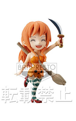 main photo of One Piece World Collectable Figure ~Halloween Special 2~: Nami
