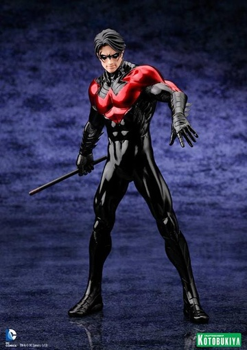 main photo of DC Comics New 52 ARTFX+ Nightwing