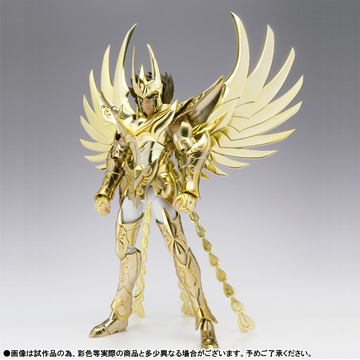 main photo of Saint Cloth Myth Phoenix Ikki God Cloth ~Original Color Edition~
