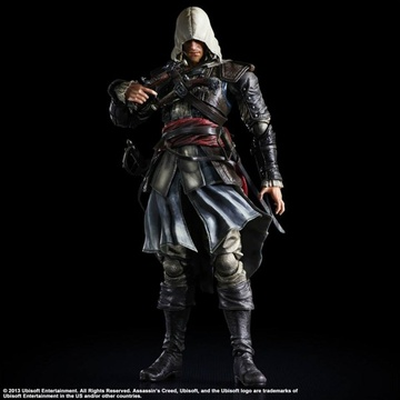main photo of Play Arts Kai Edward Kenway