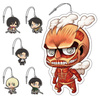 photo of Chimi Shingeki Earphone Jack Mascots: Colossal Titan