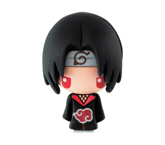 main photo of Naruto Shippuuden Mikuji Ore to Undameshi Dattebayo!: Uchiha Itachi Chara Fortune