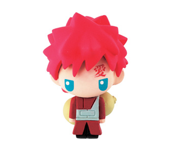 main photo of Naruto Shippuuden Mikuji Ore to Undameshi Dattebayo!: Gaara Chara Fortune