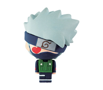 main photo of Naruto Shippuuden Mikuji Ore to Undameshi Dattebayo!: Hatake Kakashi Chara Fortune