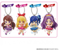 photo of Aikatsu! Mascot Key Chain: Shibuki Ran