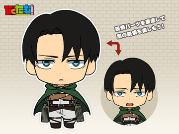 main photo of Picktam! Shingeki no Kyojin: Levi