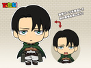 photo of Picktam! Shingeki no Kyojin: Levi