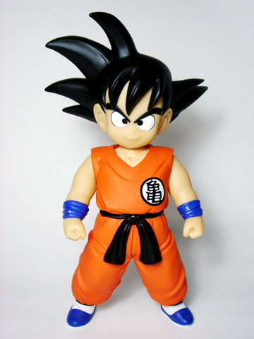 main photo of Dragon Ball DXF Figure: Son Goku