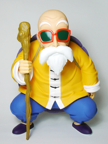 main photo of Dragon Ball DXF Figure: Roshi
