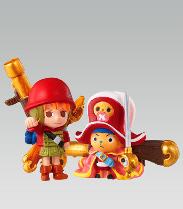 main photo of One Piece Collection Film Z Adventure in the New World: Nami & Chopper