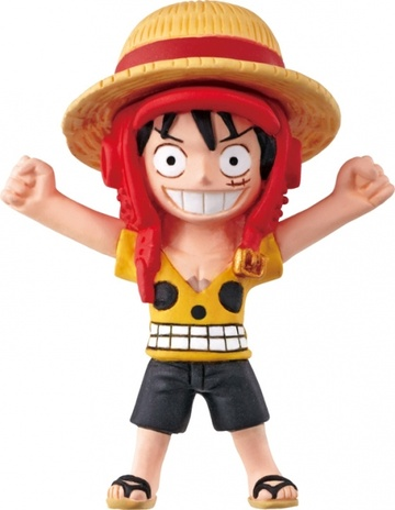 main photo of One Piece Collection Film Z Adventure in the New World: Luffy