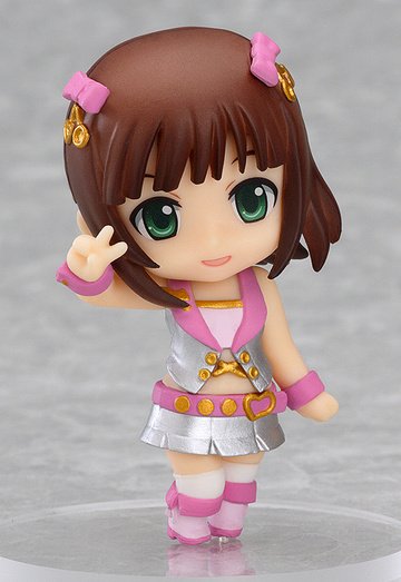main photo of Nendoroid Petit: The iDOLM@STER 2 Million Dreams Stage 01: Amami Haruka