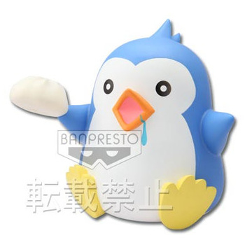 main photo of Ichiban Kuji Mawaru Penguindrum: Penguin 2 Coin Bank