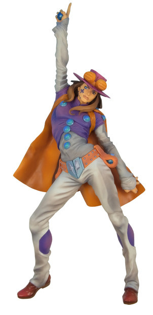 main photo of Ichiban Kuji Jojo no Kimyou na Bouken Part 7 Steel Ball Run: Gyro Zeppeli Special Color ver.