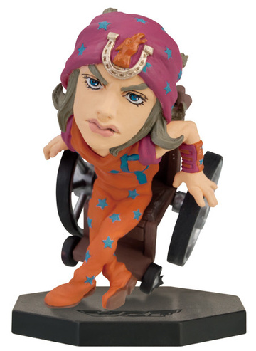 main photo of Ichiban Kuji Jojo no Kimyou na Bouken Part 7 Steel Ball Run: Johnny Joestar