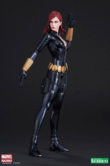 main photo of ARTFX+ Avengers Marvel NOW!: Black Widow