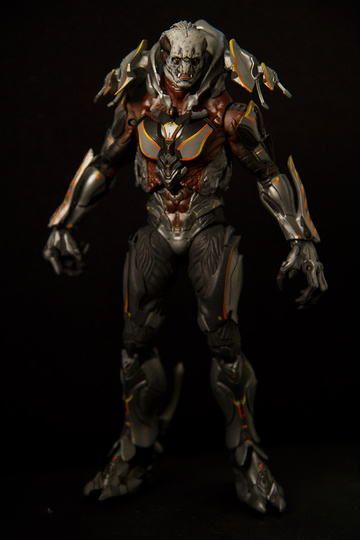main photo of Halo 4 Action Figure Series 2 Deluxe: Didact