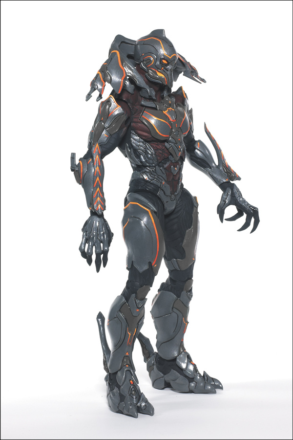halo 4 action figure series 2 deluxe  didact