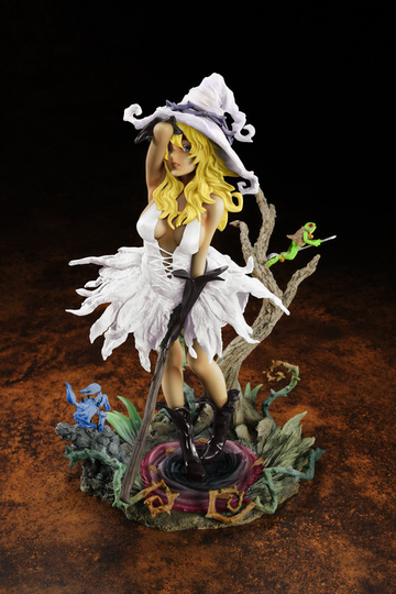 main photo of Sigrid of the thorn White ver.