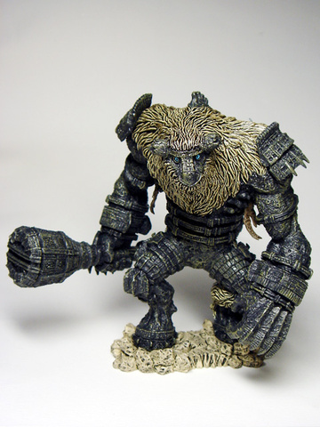 main photo of Shadow of the Colossus One Coin Grande Figure Collection: Valus