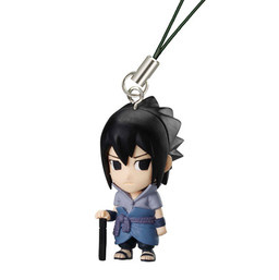 main photo of Naruto Shippuuden Strap 7: Sasuke Uchiha