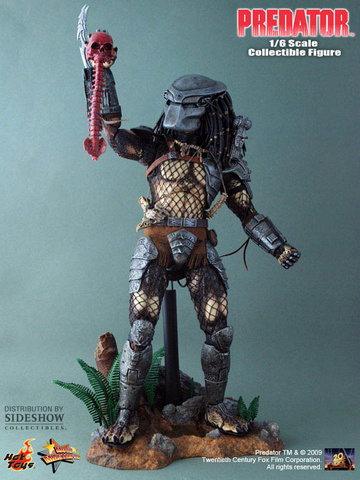 main photo of Movie Masterpiece Predator