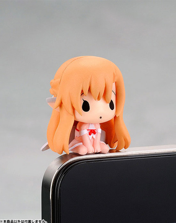 main photo of Sword Art Online Earphone Jack Figures: Asuna Titania Ver.