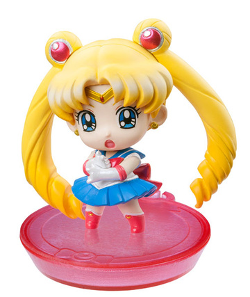 main photo of Bishoujo Senshi Sailor Moon Petit Chara Land ~Puchitto Oshioki yo! Hen~: Sailor Moon ver. A