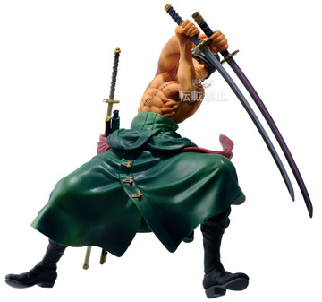main photo of Figure Colosseum SCultures BIG Zoukeiou SPECIAL ~Roronoa Zoro~