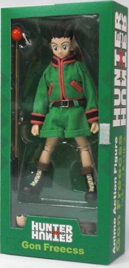 main photo of Hunter x Hunter DX Action Figure Gon Freecss