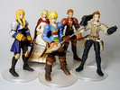 photo of Final Fantasy Tactics Trading Arts: Delita Hyral