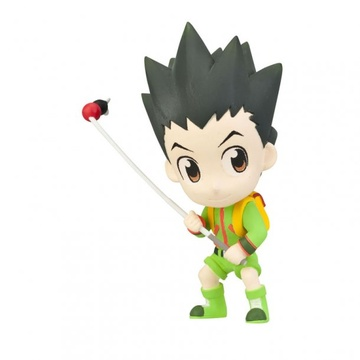 main photo of Ichiban Kuji Hunter x Hunter: Gon Freecss Chibi Kyun-Chara