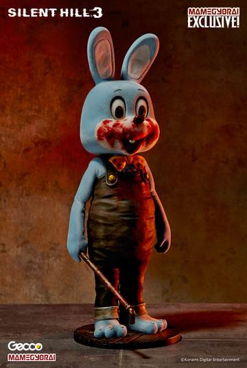 main photo of Robbie the Rabbit Blue ver.