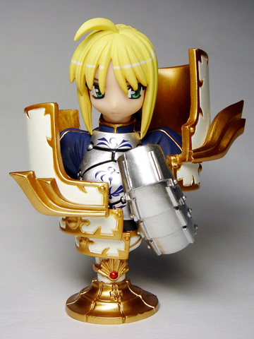 main photo of Fate/stay night Bust Collection: Saber