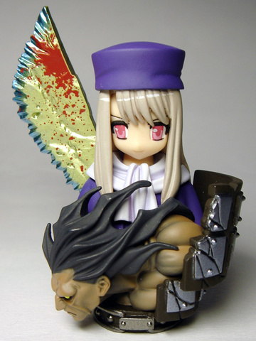 main photo of Fate/stay night Bust Collection: llyasviel von Einzbern and Berserker