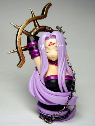 main photo of Fate/stay night Bust Collection: Rider