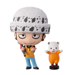 main photo of Deformeister Petit Vol 2: Trafalgar Law & Bepo
