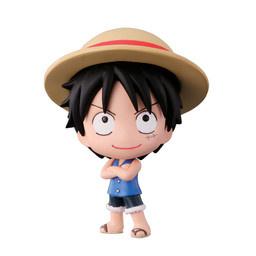 main photo of Deformeister Petit Vol 2: Monkey D. Luffy