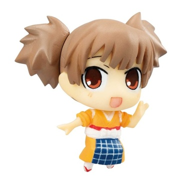 main photo of Cutie Figure Mascot K-ON!! Part 2: Suzuki Jun