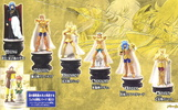 photo of Saint Seiya Chess Piece Collection DX Vol.2 ~Speed of Light Warriors~: Virgo Shaka Perl Ver.