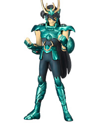 main photo of Tamashii Super Model Saint Seiya Part I: Dragon Shiryu
