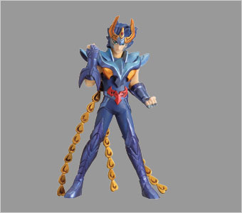 main photo of Tamashii Super Model Saint Seiya Part II: Phoenix Ikki