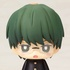 One Coin Mini Figure Collection Kuroko no Basket 3Q: Midorima Shintarou Uniform ver.